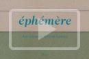 <b>éphémère</b>, Roel Goussey & Bertrand Dejardin<br /> 2010 · silkscreen · 29 x 52 cm