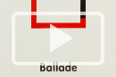 <b>Ballade</b>, Roel Goussey & Jan Florizoone<br /> 2001 · Letterpress print + offset · 27 x 18.5 cm